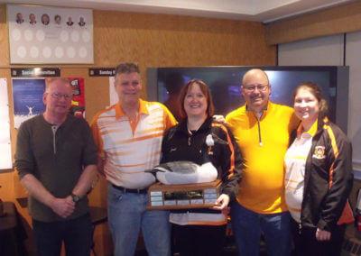 Open Champions Burlington Golf & CC