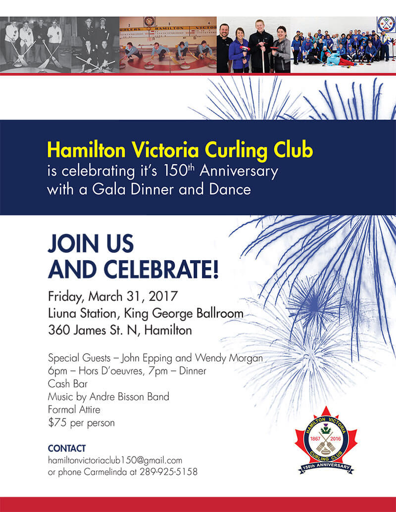 Hamilton Victoria Club is celebrating 150 years