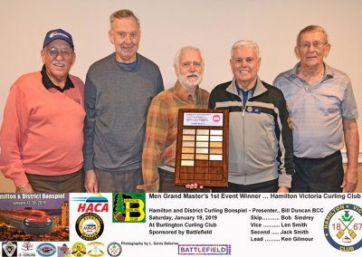 Grand Masters_2019-1st-Event-Winner-Team Sindrey, Victoria Curling Club
