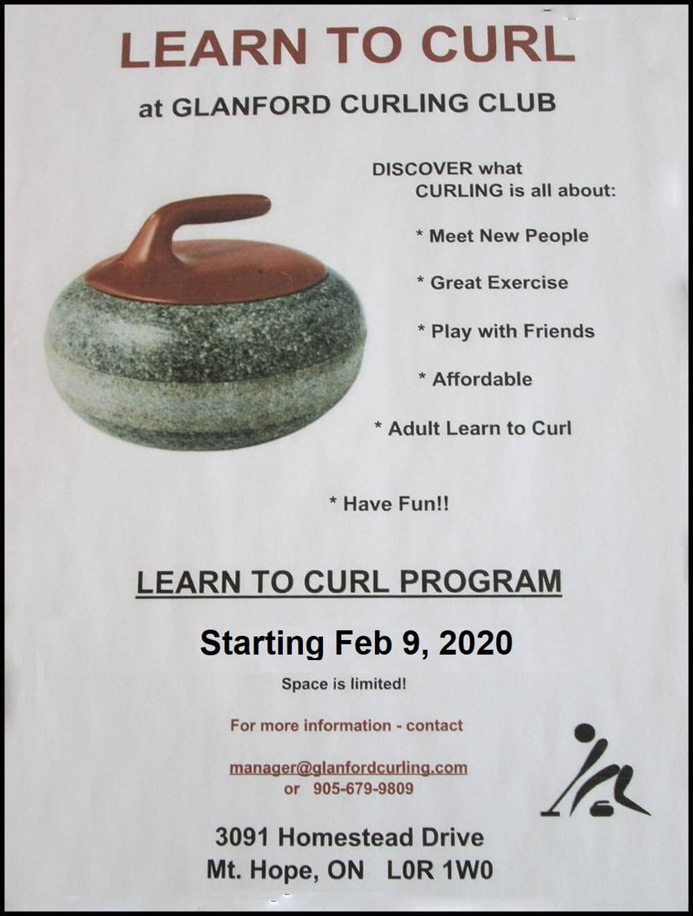 Learn to curl 2018